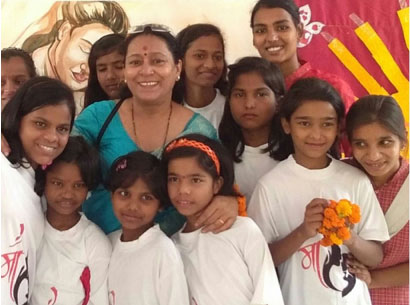 Shanti Niketan Shelter Home for Orphan, Street, and Needy Girls
